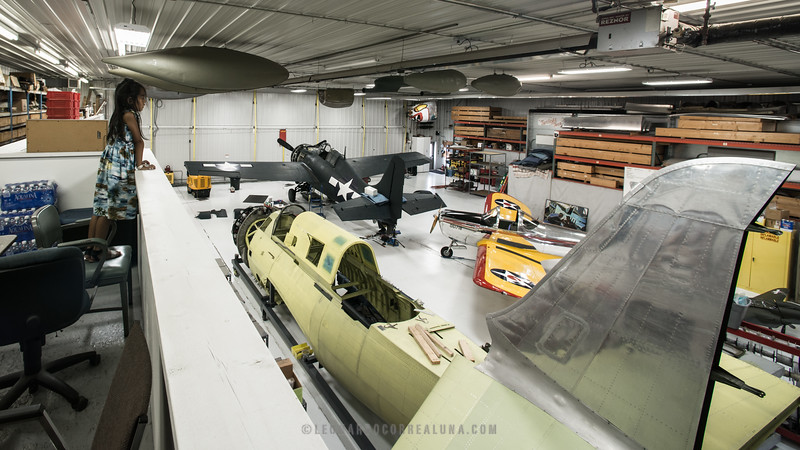 FAGEN FIGHTERS WWII MUSEUM PART I