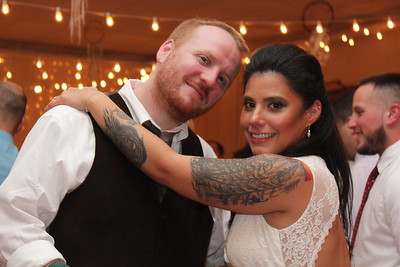 Celeste and David's Wedding