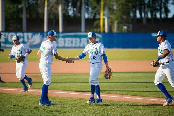 FGCU Baseball Win vs Miami 18