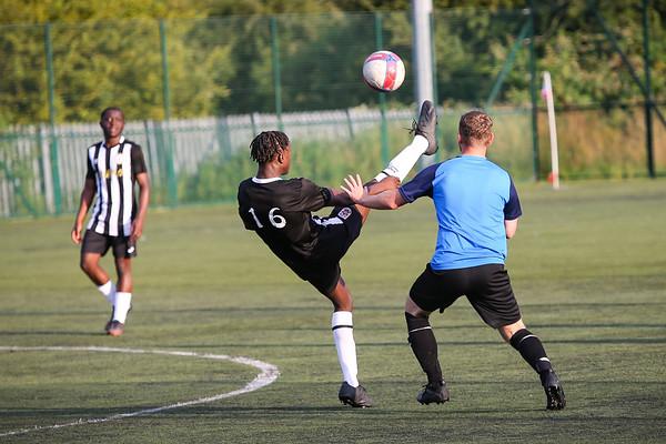 Final - Hucknall United v Nottingham United