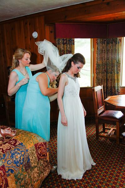 Mitchell - Ladies Preparation