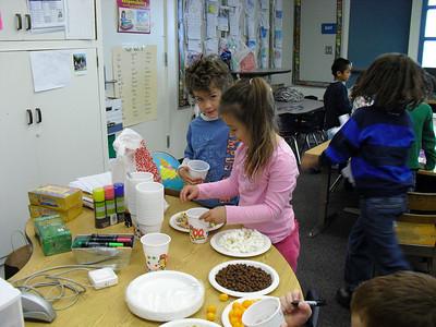 100 Days Party - Kelli Kindergarten
