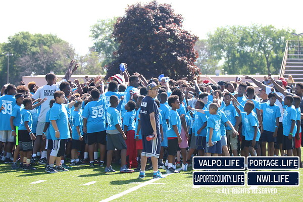 2016 Kawann Short Football Camp