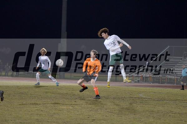 Varsity boys Soccer 12.18.18