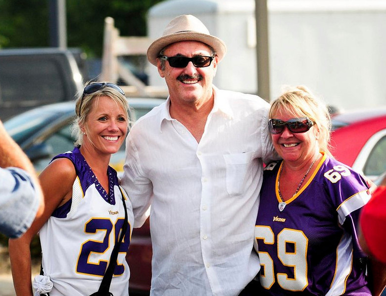 ". <p>1. ZYGI WILF     <p>You think it�s easy getting a billion dollar stadium when EVERYONE knows you�re got �evil motive�? <p><b><a href=\'http://www.nj.com/morris/index.ssf/2013/08/judge_announces_award_to_wilfs_business_partners_in_epic_lawsuit.html\' target=""_blank\""> HUH?</a></b> <p>    (Pioneer Press: Ben Garvin)  <br><p><b><a href=\'http://www.youtube.com/watch?v=CRrciJ3yE6Y\' target=\""_blank\""> AND NOW � A SONG FOR THE LOOP MVP ... </a></b>"