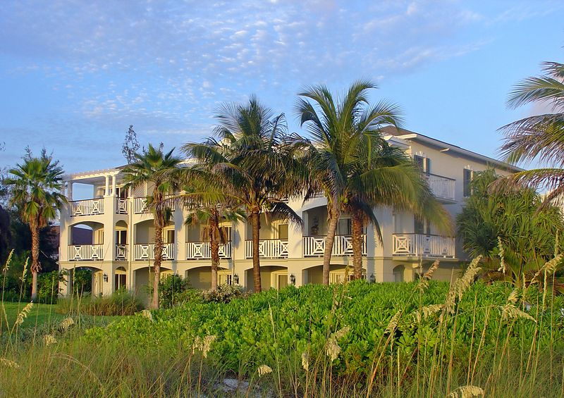 RWI Beach Front Building One