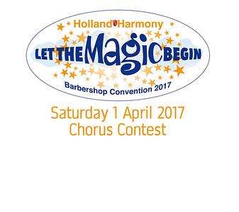 2017-0401 HH Convention - Chorus Contest