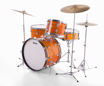 Ludwig Mod Orange Super Classic