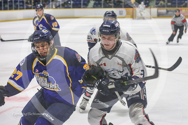 September 24th,  Miners Vs Cochrane Crunch.