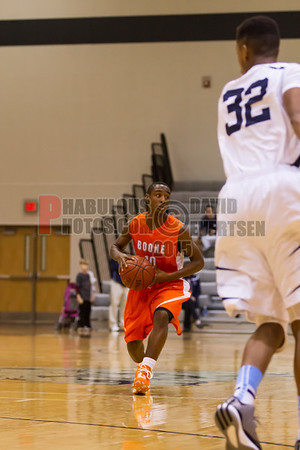 Boone Boys Varsity Basketball #10 - 2014