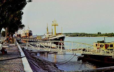 BRAILA, RUMUNSKO 1984