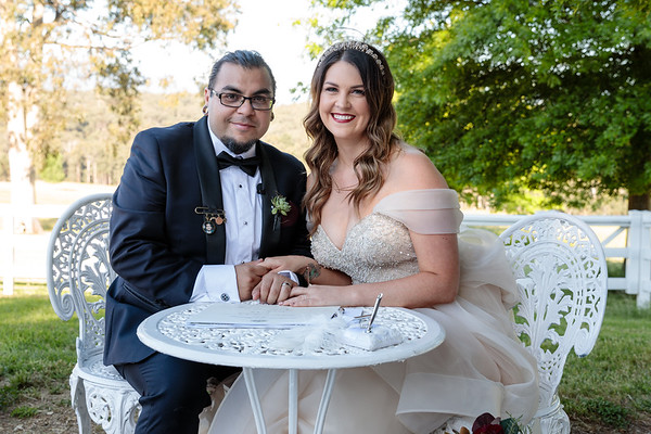 Candice and Chris - Wedding
