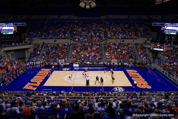 Photo Gallery - Florida Gators Volleyball vs Florida State Seminoles  9-20-2015