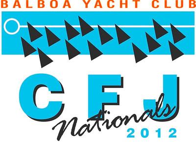 Balboa Yacht Club |  National Regatta 2012