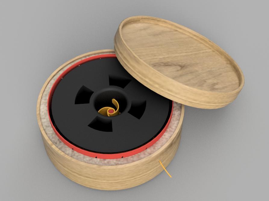 Ikea Mallgroda filament dry box
