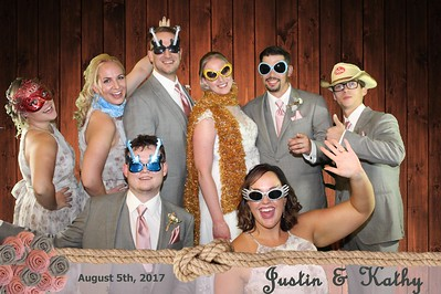 Kathy & Justin's Wedding 2017
