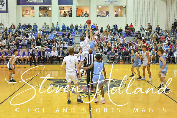 Basketball Boys Varsity - Stone Bridge vs Potomac Falls 01.24.2020 (by Steven Holland)