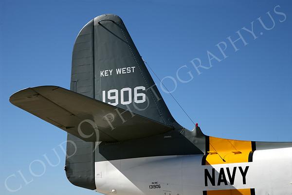 Grumman HU-16 Albatross Tail Pictures