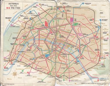 Autobus Paris