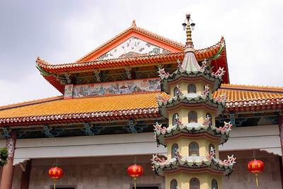 Buddhist Temple, Penang, Malaysia - part 2