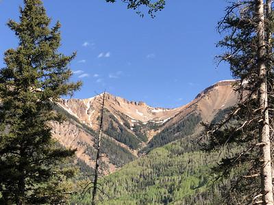 Deadwood Mountain 12,273elevation June 6 2021