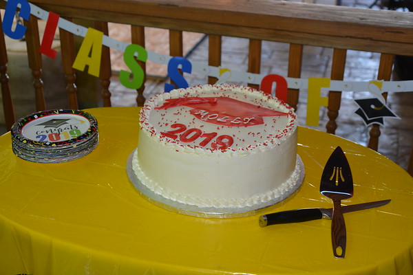 Molly's Graduation Celebration