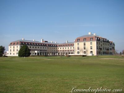 Golf de Disneyland Paris et Hôtel Radisson