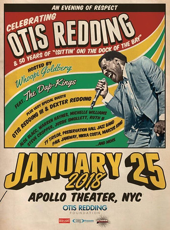 Otis Redding (Evening Of Respect)