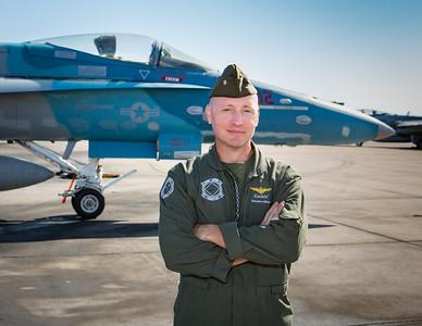 Bush:  Last Flight & Retirement Ceremony
