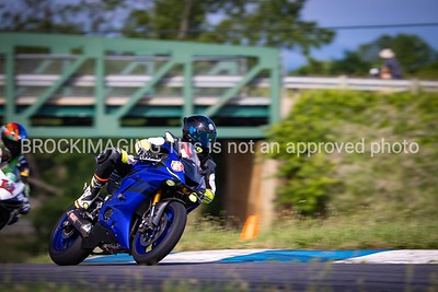 R6 Blue black