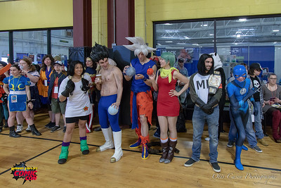Hudson Valley Comic Con 2018 Cosplay Contest