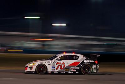 Mazdaracing @ 2012 Rolex 24