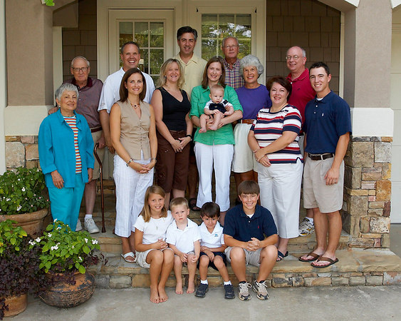 Pierce Family 2006