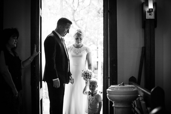 Andrew and Madelene, St. George Episcopal Church, Jacksonville Florida