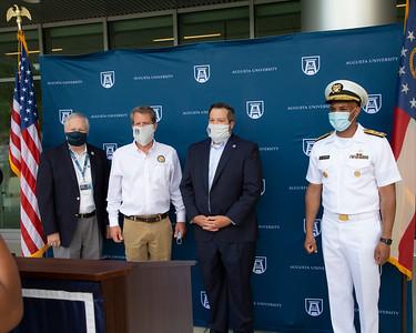 7.02.2020 Augusta Stop - Wear A Mask
