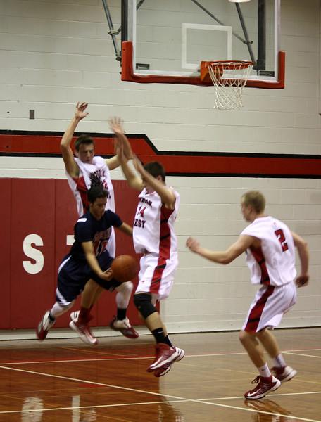 LW Mens Basketball vs. Oberlin 1-18-13 123.1.JPG