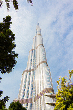 Burj Khalifa - Day Photos
