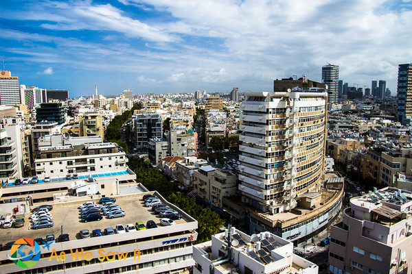Tel Aviv walking tour - Bialik Square to Balfor