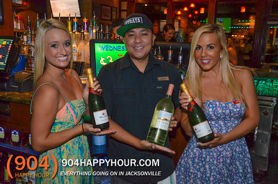 Brix Tap House - $1 Wine Night - 6.19.14