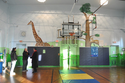 HLA gym
