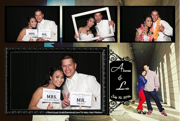Luis & Alvernia's Wedding
