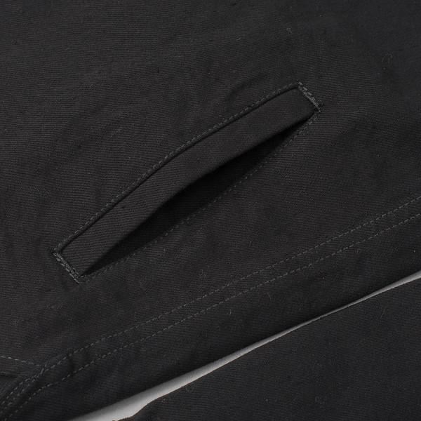 IHSH-166 - Superblack 12oz Selvedge Denim CPO Style Western Shirt-6224.jpg