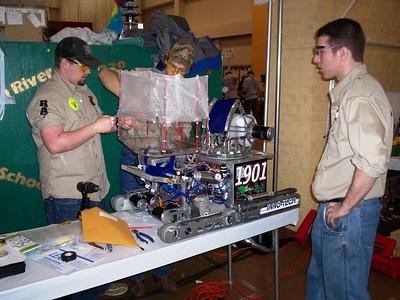 2006 Competitor's Robot Photos