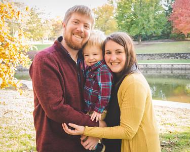 Dixon Family - November 2018