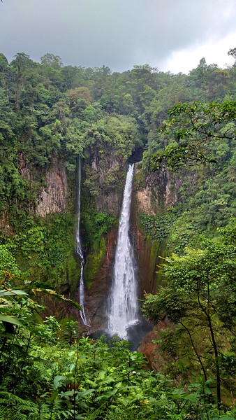 Bajos del Toro Waterfall