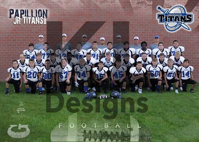 2018 Junior Titans Football