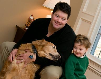 Bishop Family 2008