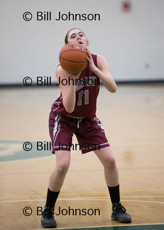 G V Basketball Millis v Westwood 2_1_13