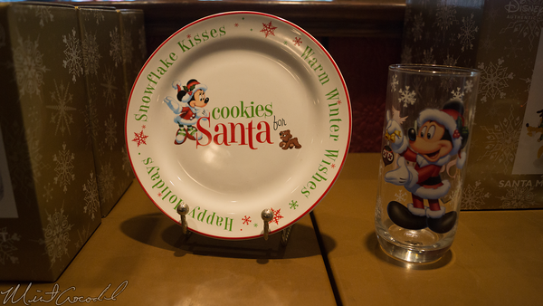 Disneyland Resort, Disneyland, Main Street USA, Christmas, Christmas Time, Merchandise