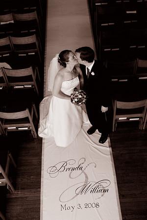 Brenda & Will at Sequoia, DC
